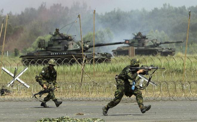 Tướng Đài Loan chỉ trích Mỹ giả dối, tuyên bố Đài Bắc sẽ thắng nếu bị Trung Quốc tấn công