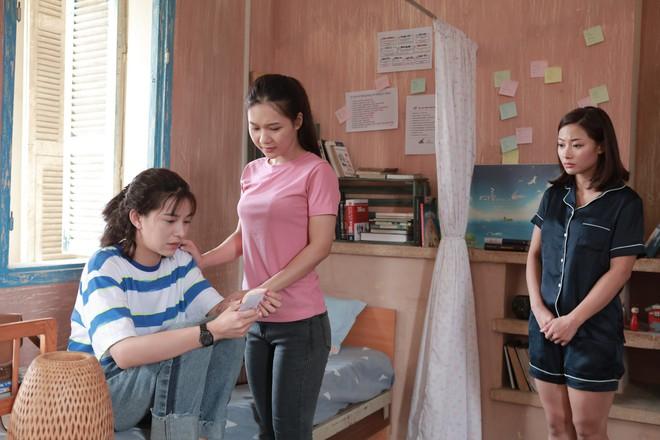 Phim thay thế Quỳnh búp bê gây ấn tượng với cảnh mẹ ruột hành hạ con gái - Ảnh 3.
