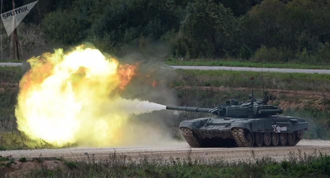 Lộ điểm yếu chết người của xe tăng Nga: Nguy cơ tan xác khi lâm trận! - Ảnh 1.
