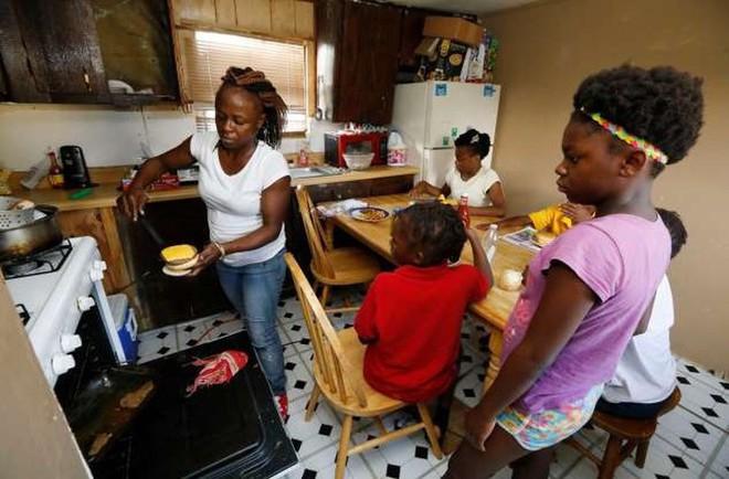 Người nghèo và vô gia cư ở Mỹ sống như thế nào? - Ảnh 2.