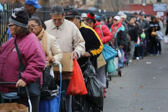 Người nghèo và vô gia cư ở Mỹ sống như thế nào? - Ảnh 14.