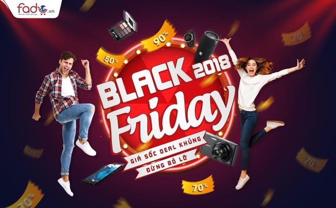Amazon giảm đến 90% trong ngày Black Friday 2018, giới kinh doanh online Việt Nam vào cuộc - Ảnh 2.