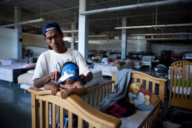 Người nghèo và vô gia cư ở Mỹ sống như thế nào? - Ảnh 8.
