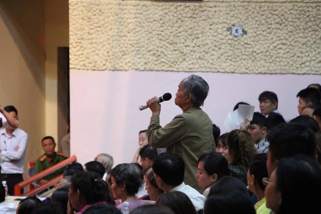 Cử tri quận 2 đặt câu hỏi trách nhiệm với Đại biểu Quốc hội TP HCM  - Ảnh 3.