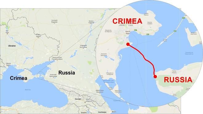 Biển Azov - chiến trường mới của xung đột Nga-Ukraine - Ảnh 1.