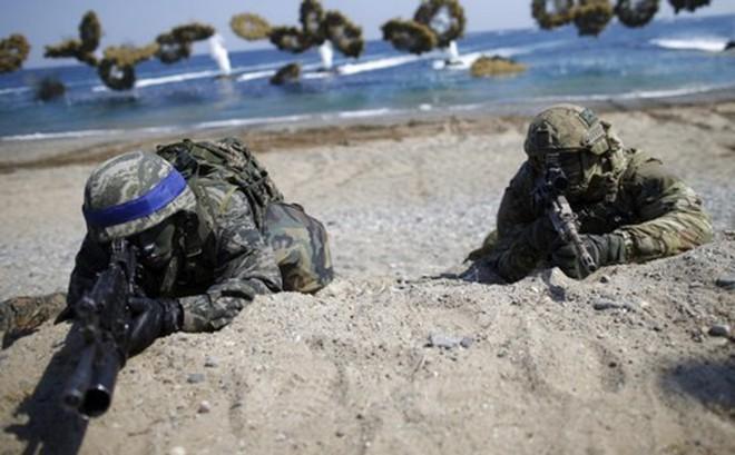 """Mỹ sẽ giảm quy mô tập trận chung """"Đại bàng non"""" với Hàn Quốc"""