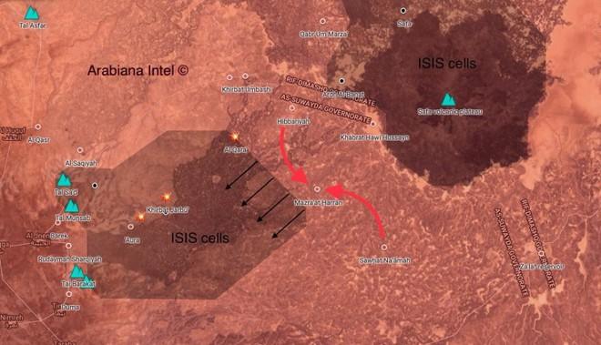 Chiến thắng lạ của Quân đội Syria ở al-Safa: Quá nhanh, quá nguy hiểm? - Ảnh 1.