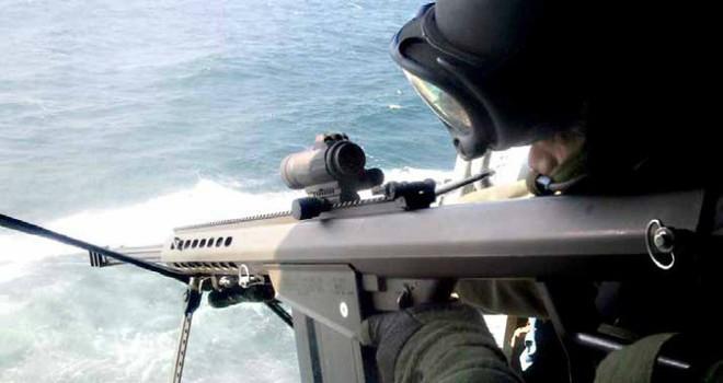 Vượt mặt cả Thủy quân lục chiến, xạ thủ bắn tỉa của Tuần duyên Mỹ đáng gờm như thế nào? - Ảnh 4.