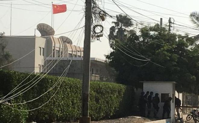 Nhóm ly khai Pakistan tuyên bố nổ súng vào lãnh sự quán Trung Quốc tiết lộ động cơ