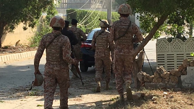 Nhóm ly khai Pakistan tuyên bố nổ súng vào lãnh sự quán Trung Quốc tiết lộ động cơ  - Ảnh 3.