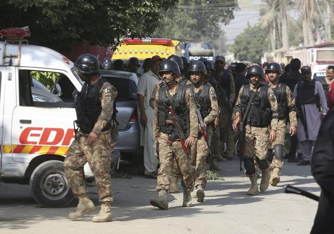 Nhóm ly khai Pakistan tuyên bố nổ súng vào lãnh sự quán Trung Quốc tiết lộ động cơ  - Ảnh 5.