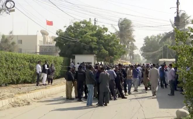 Nhóm ly khai Pakistan tuyên bố nổ súng vào lãnh sự quán Trung Quốc tiết lộ động cơ  - Ảnh 6.