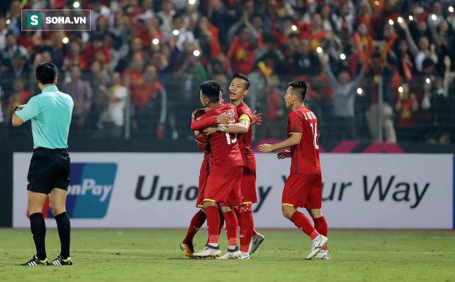 Vũ khí đáng sợ nhất của Việt Nam trên đường đoạt chức vô địch AFF Cup 2018