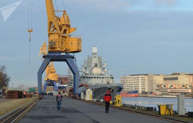 Siêu hạm Kasatonov mới của Nga: Ông chủ của biển cả - Ảnh 1.