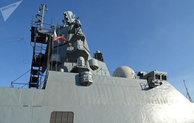 Siêu hạm Kasatonov mới của Nga: Ông chủ của biển cả - Ảnh 2.