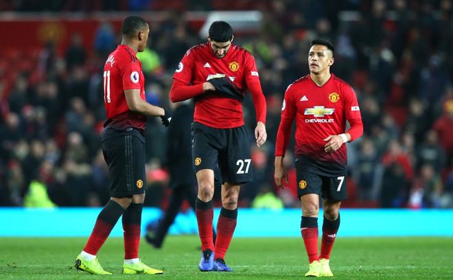 Hãy ngưng chê Mourinho, bởi chính Man United đã đánh mất bản năng chiến đấu