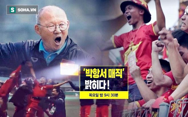 """Thế lực hậu thuẫn từ phương xa lo sợ ngày HLV Park Hang-seo """"hết phép"""" ở tuyển Việt Nam"""