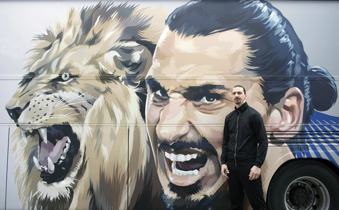 Ở tuổi gần 40, Ibrahimovic đã chứng minh