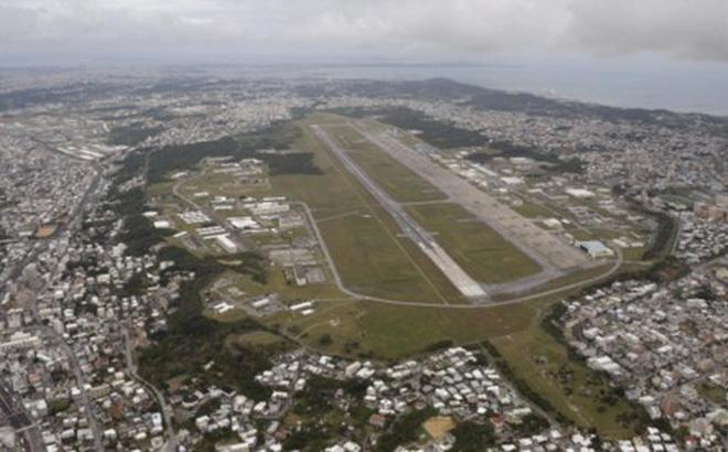 Người dân Okinawa (Nhật Bản) phản đối sự hiện diện của không quân Mỹ