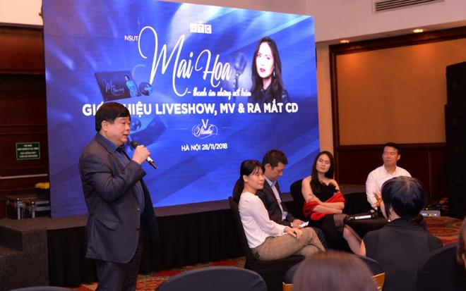 Tổng Giám đốc Đài Tiếng nói Việt Nam: Chúng tôi có tham vọng mua lại Hãng phim truyện Việt Nam - Ảnh 1.