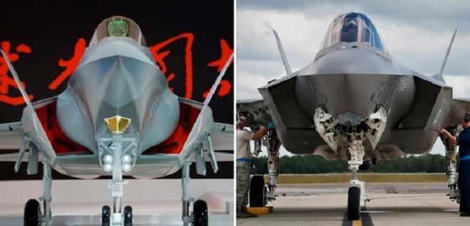 Không quân Mỹ sẽ tan nát trước cú đánh thâm hiểm của Trung Quốc? - Ảnh 2.