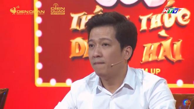 Trường Giang, Trấn Thành rùng mình vì thí sinh làm quan tài, đưa tang giữa trên sân khấu - ảnh 8
