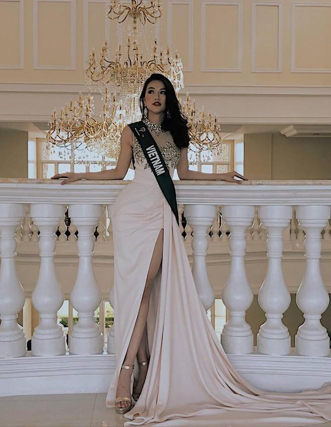 Nhan sắc nóng bỏng của mỹ nhân vừa đăng quang Hoa hậu Trái đất, đem vinh quang về cho Việt Nam - Ảnh 5.