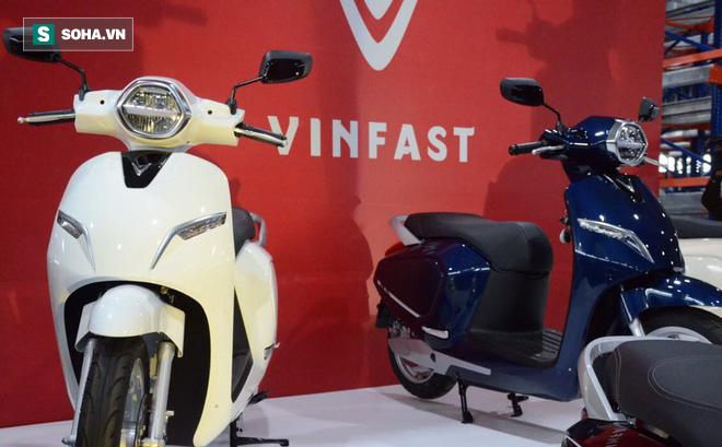 Lễ khánh thành và ra mắt xe điện đầu tiên của VinFast