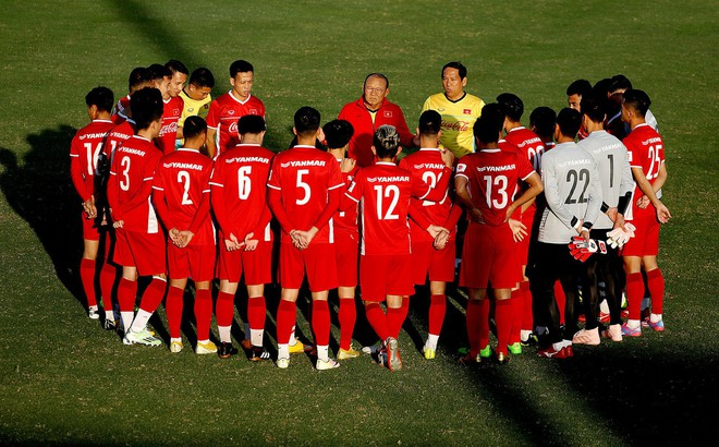 Chính thức: HLV Park Hang-seo chốt danh sách 23 cầu thủ dự AFF