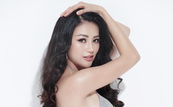 Kết quả hình ảnh cho đường cong của Hoa hậu Trái đất 2018 Phương Khánh