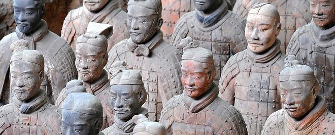 Bí ẩn phong thủy trong lăng mộ hoàng đế thời cổ đại, có tiết lộ về Tần Thủy Hoàng - Ảnh 2.