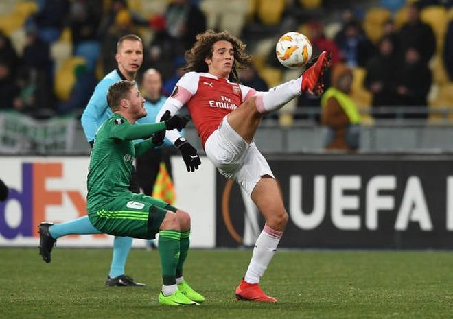 Toàn cảnh Vorskla 0-3 Arsenal: Pháo trẻ mở đại tiệc - Ảnh 11.