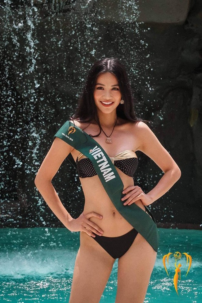 [Nóng] Hoa hậu Trái đất Phương Khánh: Tôi vẫn chưa tin là mình đã làm nên lịch sử - Ảnh 1.
