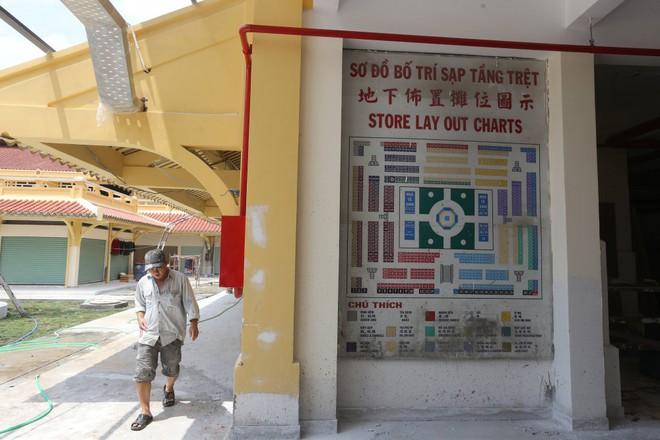 Ảnh: Cận cảnh chợ Bình Tây ở TP.HCM đẹp như cung điện trước ngày mở cửa trở lại - Ảnh 5.