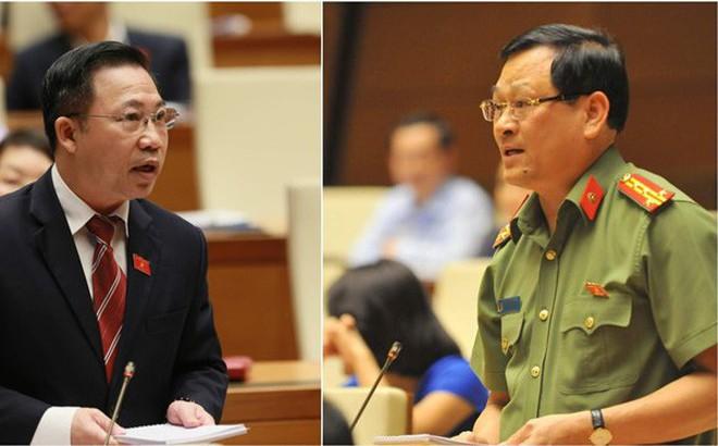"""Bộ Công an giải mã các con số """"làm lực lượng dậy sóng"""" của ĐBQH Lưu Bình Nhưỡng"""