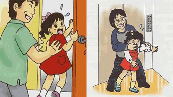 Bị bắt cóc nhưng chỉ 1 câu nói, bé gái 5 tuổi đã tự giải thoát mình khỏi nguy hiểm - Ảnh 4.
