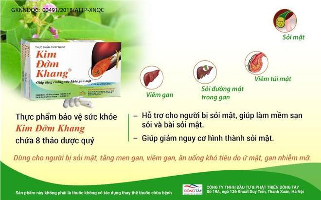 Những vị thuốc quý từ thảo dược tốt cho người bị sỏi mật - Ảnh 7.