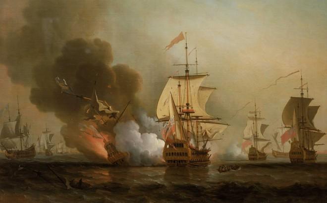 """Trận """"không thuyền kế"""" kinh điển của thủy quân Tây Sơn đập tan quân Trịnh: Như lừa Tào Tháo"""