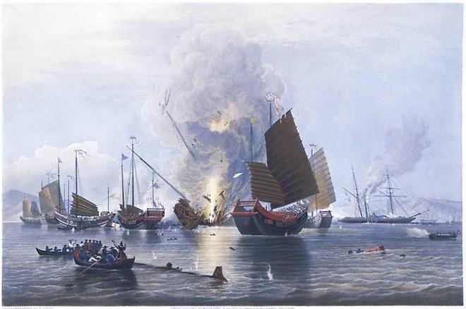 Trận không thuyền kế kinh điển của thủy quân Tây Sơn đập tan quân Trịnh: Như lừa Tào Tháo - Ảnh 1.