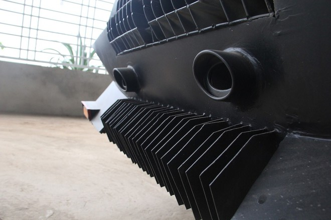 Cận cảnh siêu xe mui trần Lamborghini chờ ngày rước dâu được chế từ xe đồng nát của 9X Hà Tĩnh - Ảnh 7.