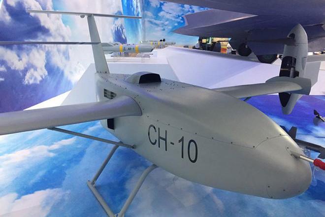 Máy bay không người lái Trung Quốc nhái RQ-170 Sentinel của Mỹ ở Chu Hải - ảnh 1