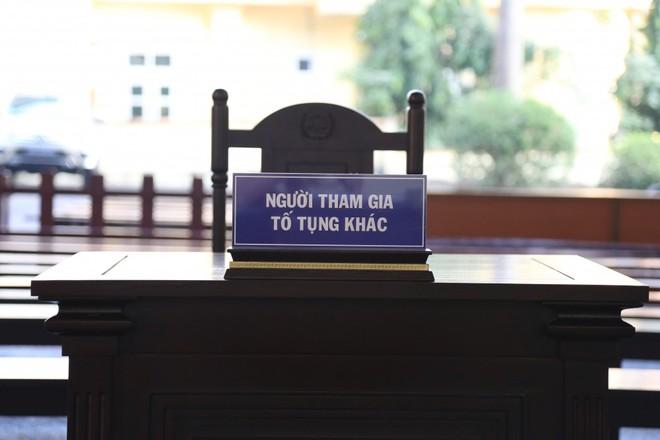 Ảnh: Bên trong phòng xét xử cựu Trung tướng Phan Văn Vĩnh rộng 1.000m2 - Ảnh 7.