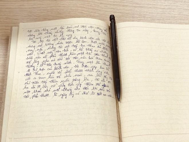 Xôn xao bức tâm thư và điều kì diệu dành cho thạc sĩ xe ôm - Ảnh 8.