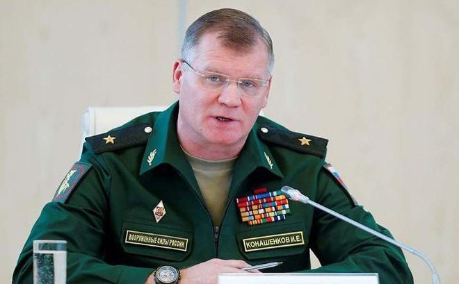Quân đội Nga: 'Tướng Mỹ làm mất mặt Tổng thống Donald Trump'