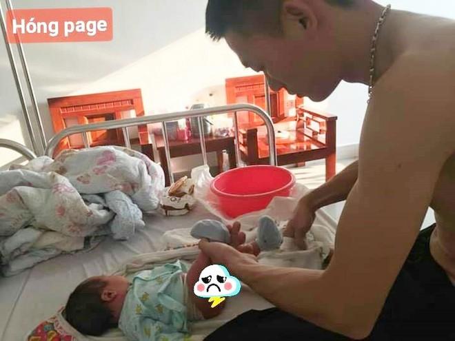 Nhật kí đi đẻ lần 2: Lần này đau gấp trăm lần nhưng sinh con mới hiểu lòng chồng - ảnh 7