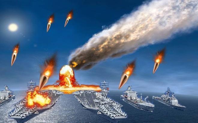 Nếu thế chiến III bùng nổ, Trung Quốc ồ ạt tấn công Mỹ: Vũ khí tối tân nào được tung ra?