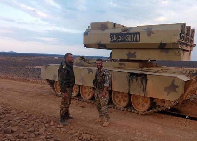 Đặc nhiệm Nga dồn về miền Nam Syria: Thọc mũi dao kết liễu IS ngay tại hang ổ - Ảnh 1.