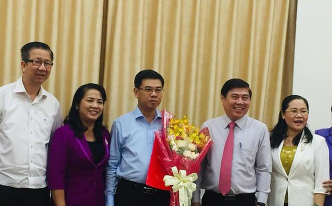 Bổ nhiệm nhân sự TPHCM, Điện Biên, Hậu Giang