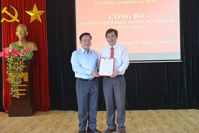 Bổ nhiệm nhân sự TPHCM, Điện Biên, Hậu Giang - Ảnh 2.