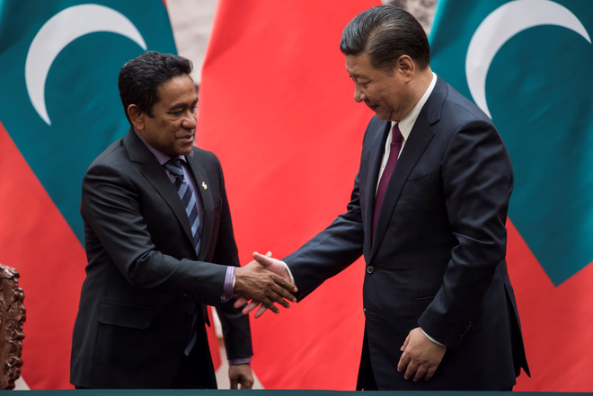 Lo ngại sập bẫy nợ Trung Quốc, tân TT Maldives quyết lôi từng khoản mập mờ ra ánh sáng - Ảnh 4.